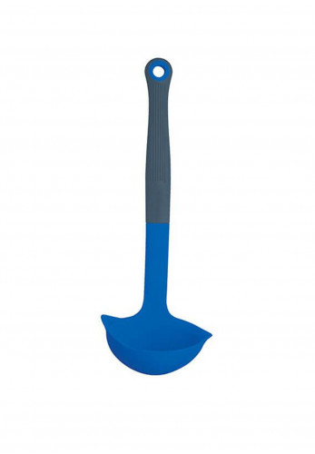 Colourworks Soft Touch Silicone Multi Ladle, Blue