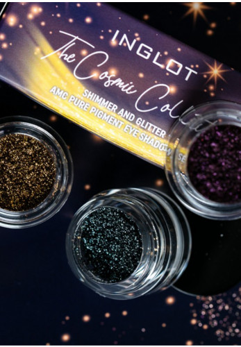 Inglot The Cosmic Collection Shimmer and Glitter Set
