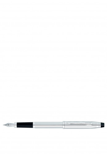 Cross Century ll Fountain Pen, Silver