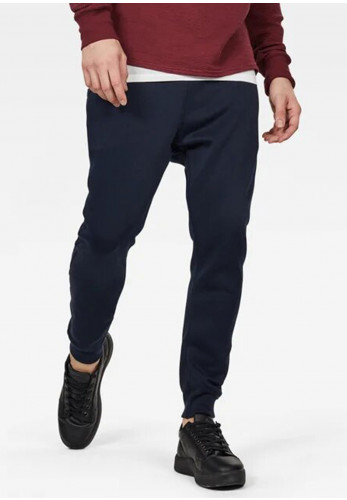 G Star Raw Mens Premium Core Slim Joggers, Sartho Blue