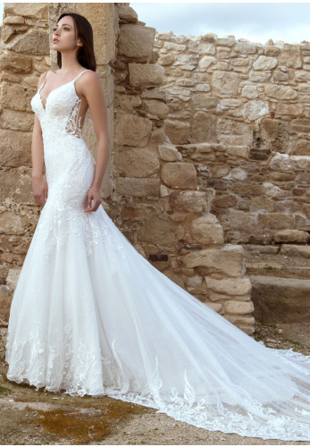 Dando London Argentina Wedding Dress, Ivory