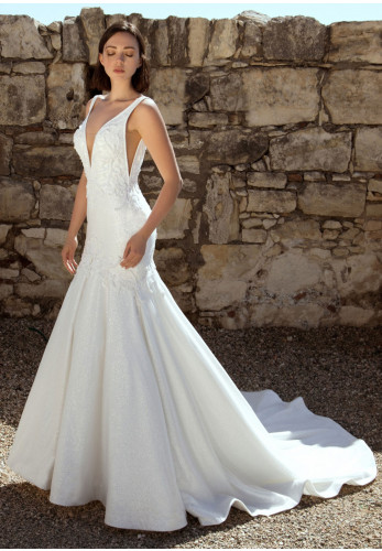 Dando London Bora Bora Wedding Dress, Ivory