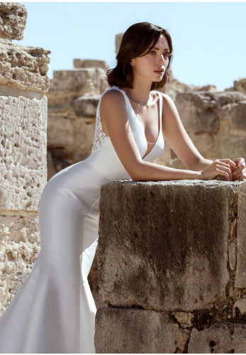 Dando London Sicily Wedding Dress, Ivory