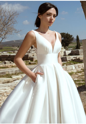 Dando London Sorrento Wedding Dress, Ivory
