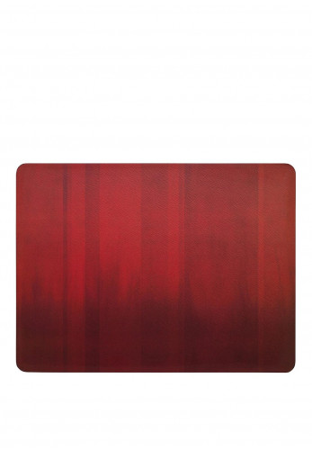 Denby Colours Red Foliage Placemats Set of 6