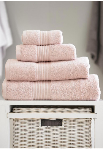 Deyongs Bliss Pima Cotton Towels, Pink