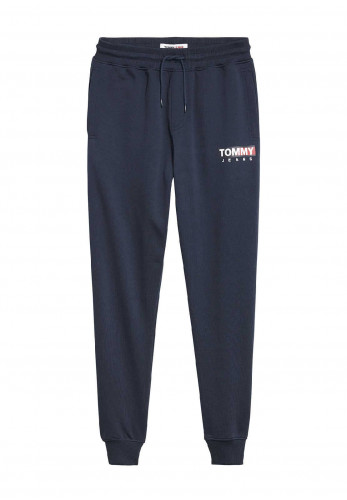 Tommy Jeans Essential Graphic Joggers, Twilight Navy