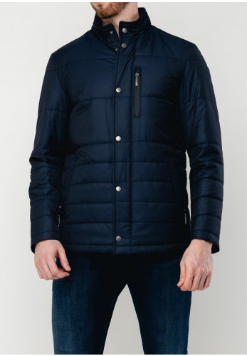 Douglas Mens Blake Casual Jacket, Navy