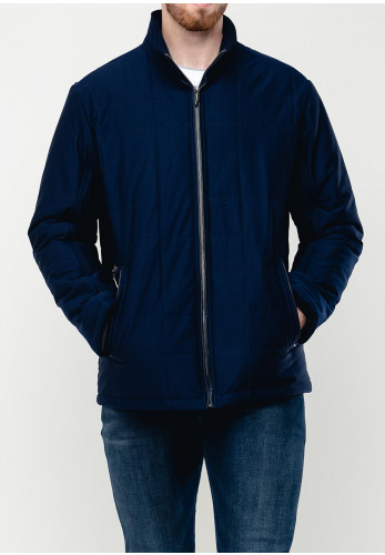 Douglas Mens Harris Casual Jacket, Navy