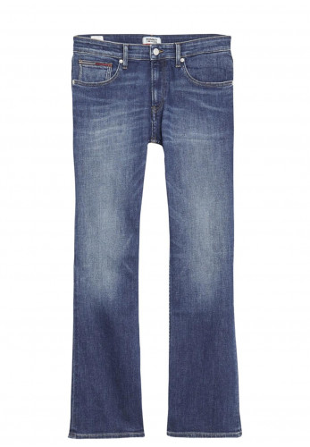 Tommy Jeans Ryan Original Bootcut Jeans, Atlanta Dark Blue