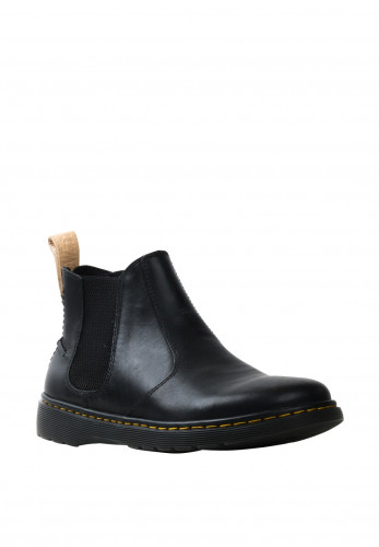 Dr. Martens Soft Wair Lyme Slip on Boot, Black