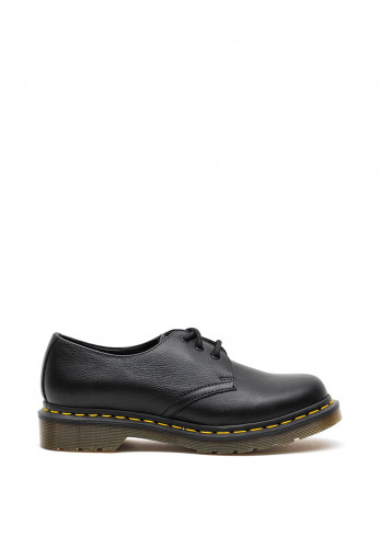 Dr Martens 1461 Smooth Leather Lace Up Shoe, Black