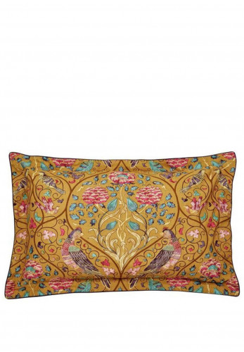 Morris & Co Seasons by May Pillowcase, Saffron
