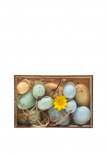 CB Imports Easter Eggs Crate 12 Pack