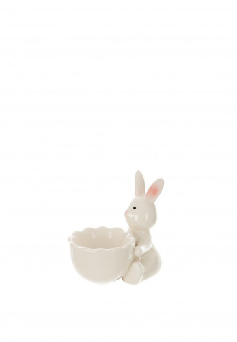 CB Imports Easter bunny Egg Cup