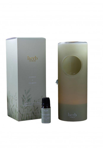 Eau Lovely 'Herb Dublin' Essential Oil Burner, Energy & Clarity