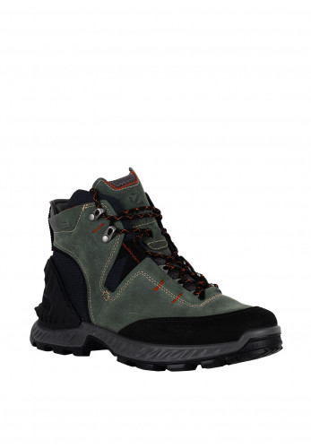 Ecco Mens Gore-Tex Exohike Boot, Green