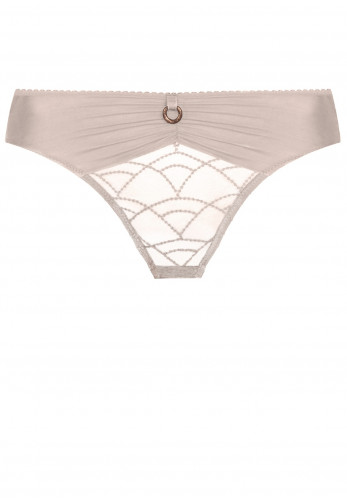 Empreinte Diane High Leg Briefs, Quartz