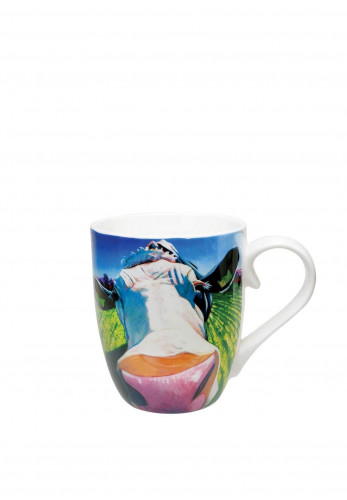 Eoin O'Connor by Tipperary Crystal The Moover and Shaker Mug
