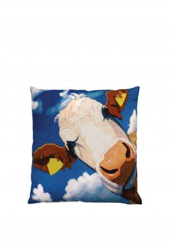 Eoin O'Connor by Tipperary Crystal The Boss 45cm Cushion
