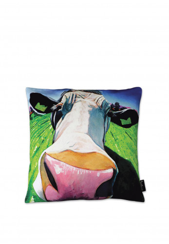 Eoin O'Connor by Tipperary Crystal The Moover & Shaker 43cm Cushion