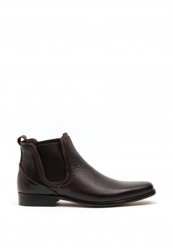Escape Austin Leather Chelsea Boot, Brown