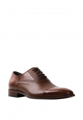 Escape Fantsi Leather Shoe, Brandy