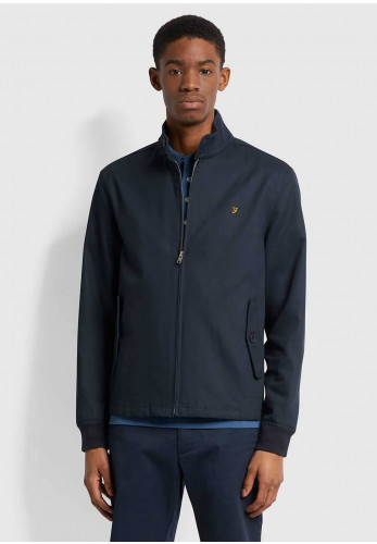 Farah Hardy Harrington Jacket, Navy