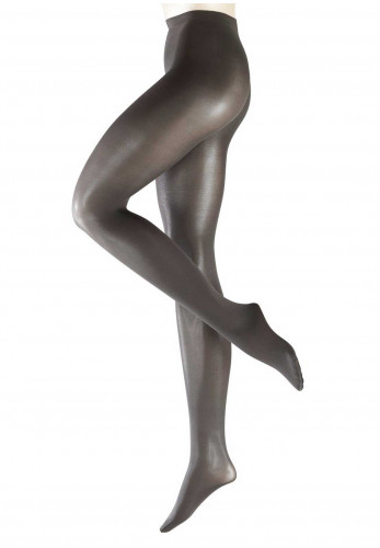 Falke Pure Shine 40 Denier Tights, Anthracite