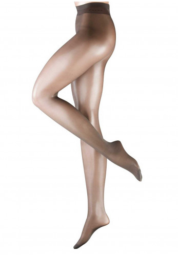 Falke Seidenglatt 15 Denier High Gloss Tights, Platinum