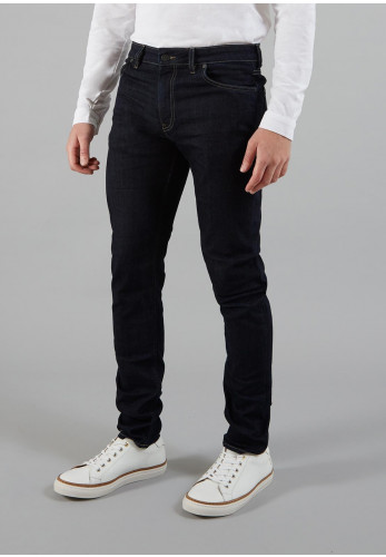 Farah Drake Stretch Denim Jeans, Rinse Denim