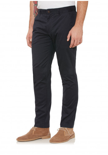 Farah Elm Straight Leg Chino, Navy