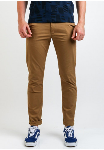 Farah Vintage Elm Twill Chino Trousers, Canvas