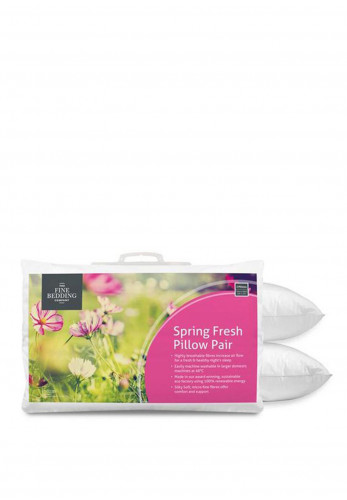 The Fine Bedding Company Spring Fresh Pillow Pair