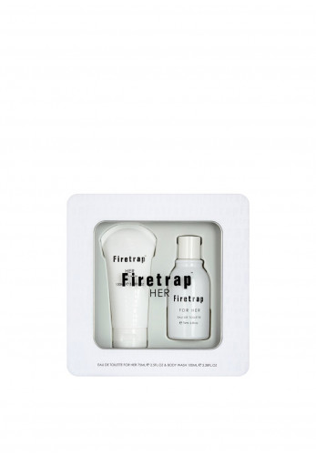 Firetrap Her 75ml EDT Gift Set
