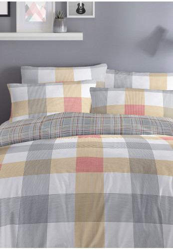 Fusion Barcelona Duvet Cover Set, Multi