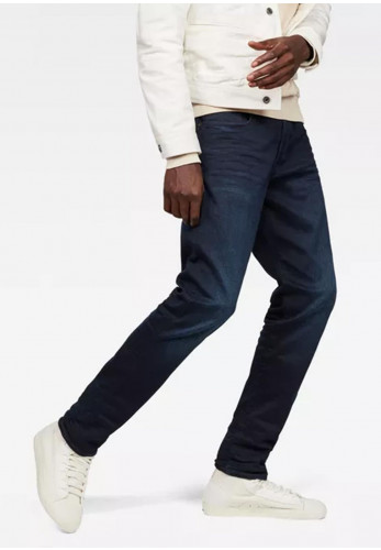 G-Star Raw 3301 Tapered Jeans, Dark Aged