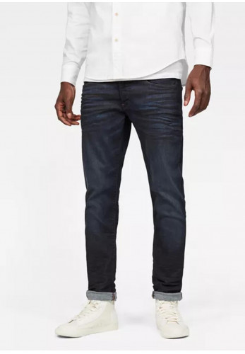 G-Star Raw 3301 Slim Jeans, Dark Navy