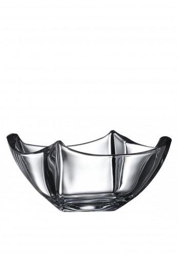 "Galway Irish Crystal Dune 10"" Bowl, Onyx"
