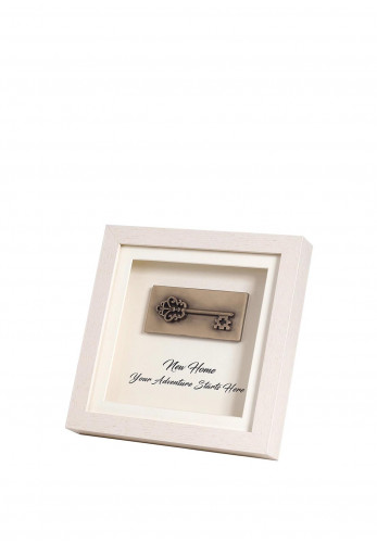 Genesis Framed Occasions New Home Frame, White
