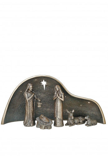 Genesis O Holy Night Ornament