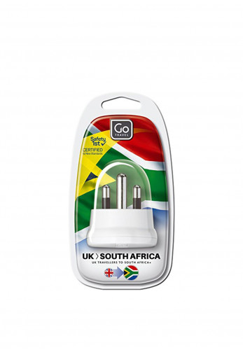 Go Travel Adaptor Plug, Ireland/UK to South Africa