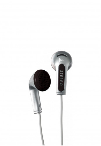 Go Travel Volume Control Travel Earphones