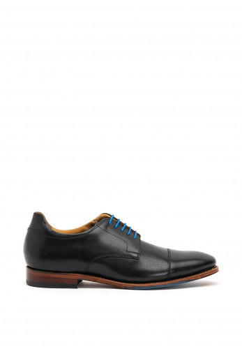 Gordon & Bros Fabien Leather Shoe, Black