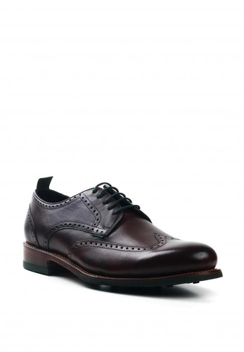 Gordon & Bros Levet Leather Shoe, Brown