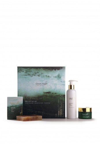 Green Angel Body Soft Gift Set
