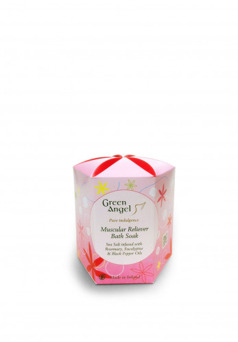 Green Angel Muscular Relief Bath Soak
