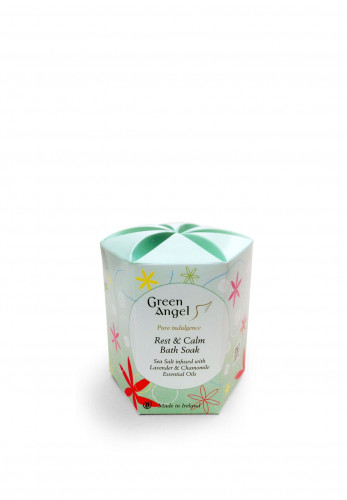 Green Angel Rest and Calm Bath Soak