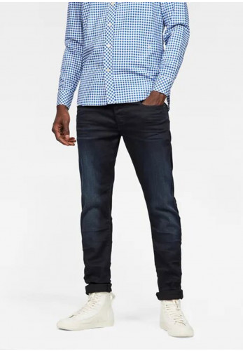 G-Star Raw 3301 Slim Jeans, Dark Aged