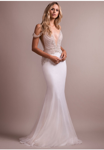 Hayley Paige 6910 Elton Wedding Dress